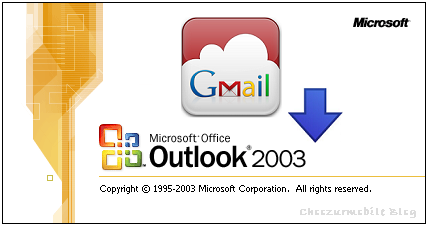Add Gmail to Outlook Express
