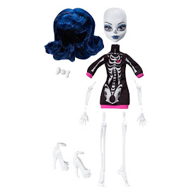 MH Create-a-Monster Skeleton Doll