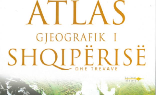 Αλβανικός σχολικός Άτλας: «Διαμελισμένα Αλβανικά εδάφη» η Ήπειρος, Φλώρινα, και Γρεβενά και σχεδόν όλα τα Δυτικά Βαλκάνια