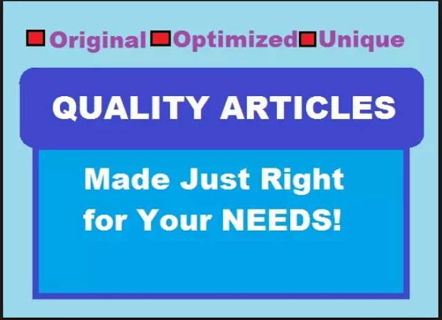 How To Write Perfect SEO-Optimized Articles