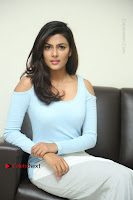 Anisha Ambrose Latest Pos Skirt at Fashion Designer Son of Ladies Tailor Movie Interview .COM 1207.JPG