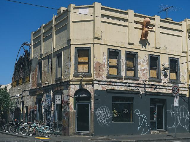 ブランズウィック・ストリート(Brunswick Street)