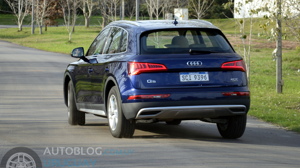 Prueba: Audi Q5 Design 2.0 TFSI S tronic quattro : Autoblog Uruguay ...