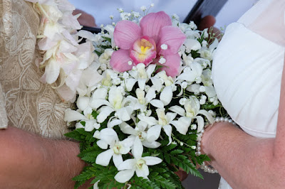 Bride's Wedding Flowers