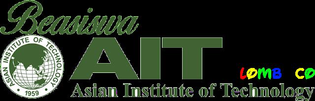 Beasiswa S2 Asian Institute of Technology 2019 Mahasiswa