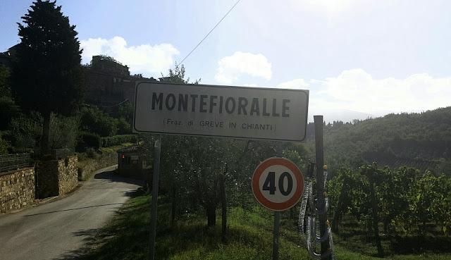 Vinícola Montefioralle Winery na Toscana