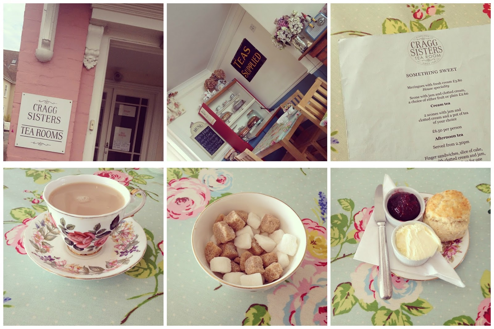 Cragg Sisters Tearoom Review