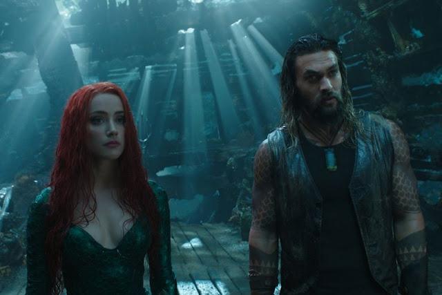 فيلم Aquaman يبحر بـ68 مليون دولار من أمريكا وعائداته العالمية تصل لنصف مليار دولار