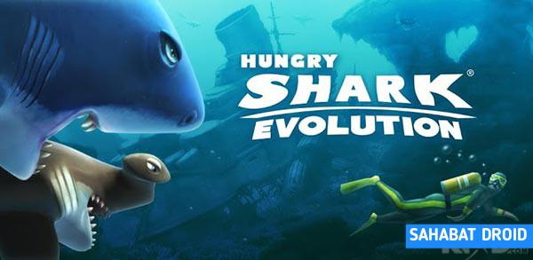 Hungry Shark Mod