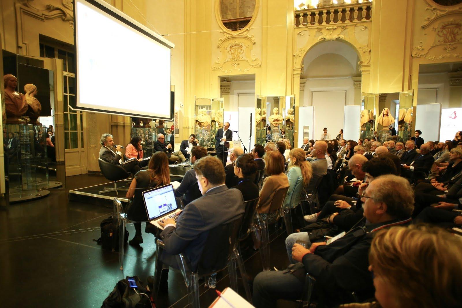 52ef02d30b Sono intervenuti all'evento di presentazione Giorgio Cantelli Forti,  Presidente ANA, Accademia Nazionale di Agricoltura; Giuseppe Pulina,  Agronomo, ...