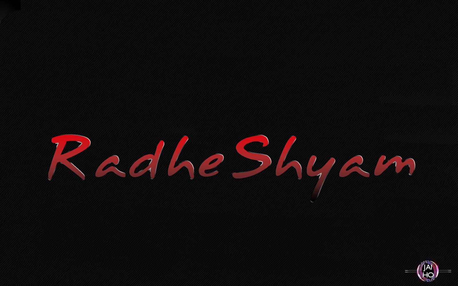 Radhe Shyam Hd Wallpaper In 2d 1920x1200 Free