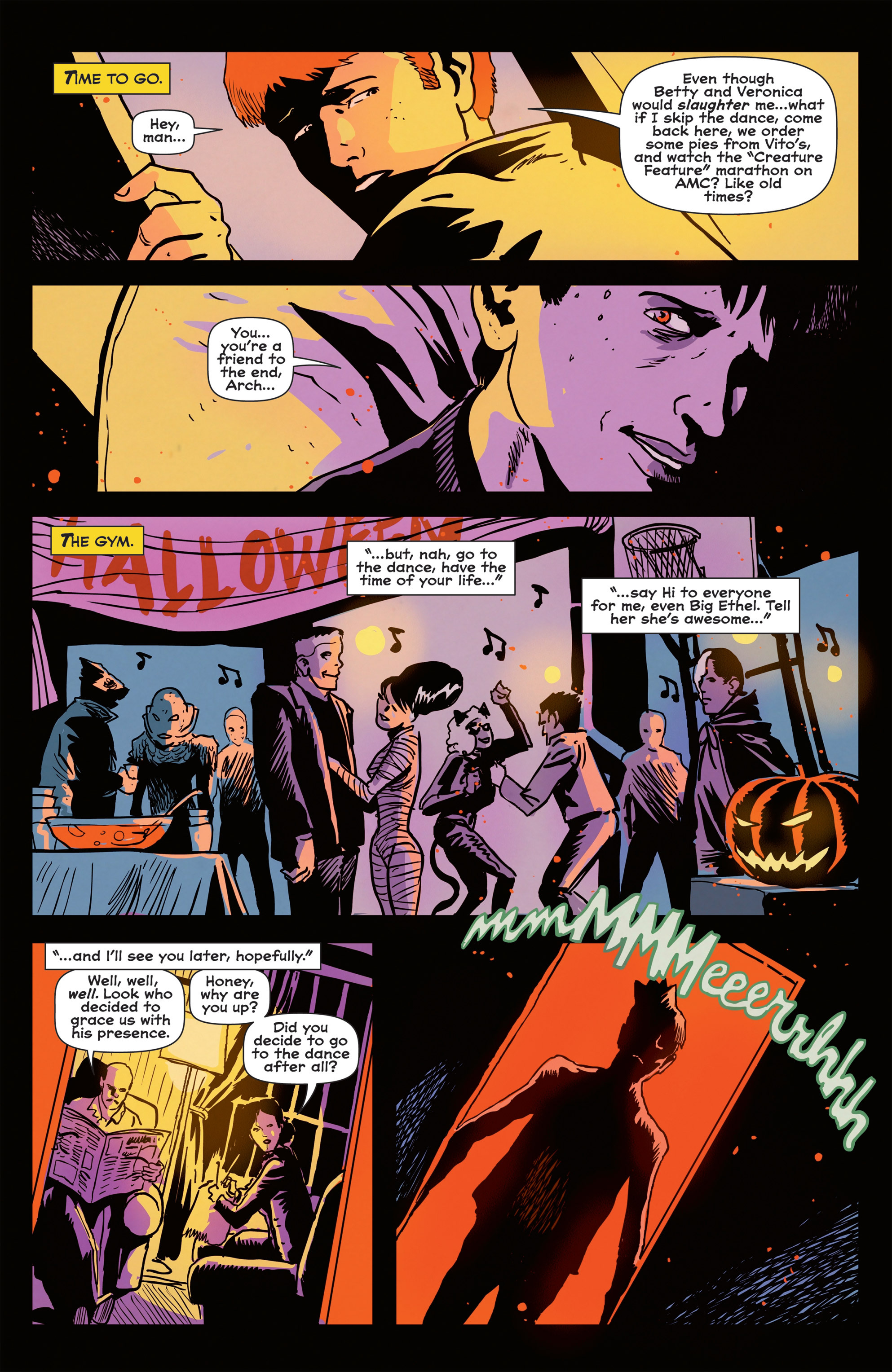 Read online Afterlife with Archie comic -  Issue #1 - 19