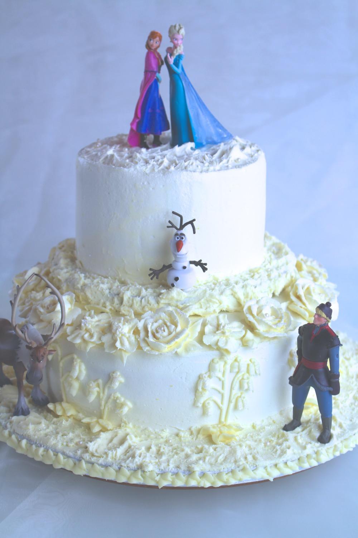 Frozen Torte, Frozen Cake