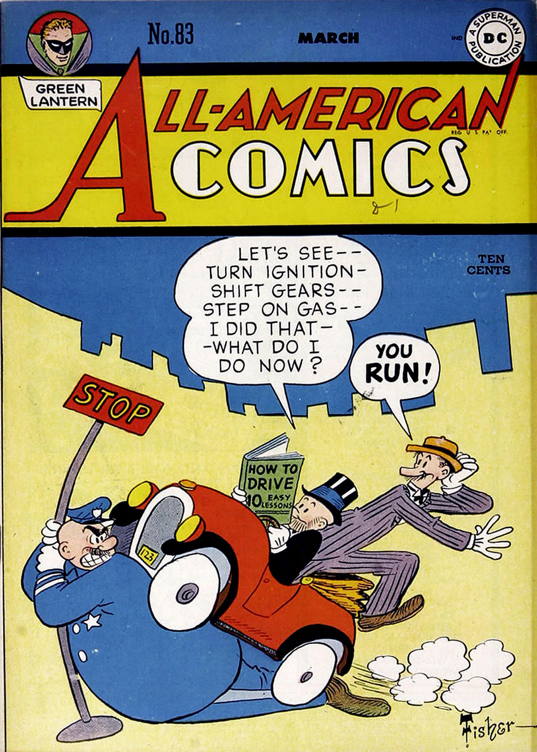 All-American Comics (1939) issue 83 - Page 1