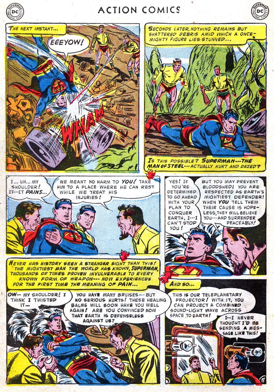 Action Comics (1938) 182 Page 9