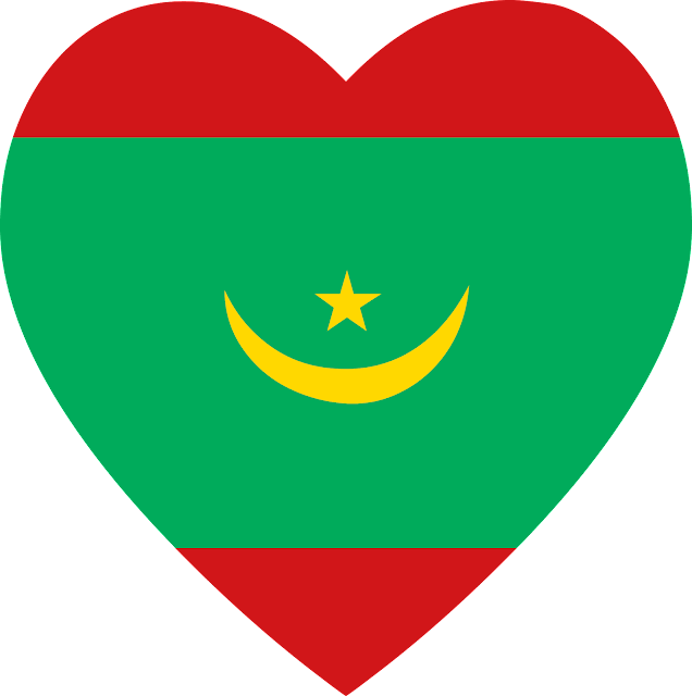 download flag love mauritania svg eps png psd ai vector color free #mauritania #logo #flag #svg #eps #psd #ai #vector #color #free #art #vectors #country #icon #logos #icons #flags #photoshop #illustrator #symbol #design #web #shapes #button #frames #buttons #apps #love #science #network