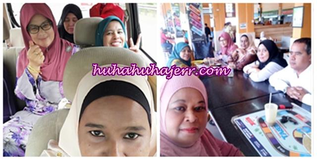 Ke Majlis Perkahwinan Anak Sahabat, Amirul Dan Hidayah Di Liman Kati Kuala Kangsar