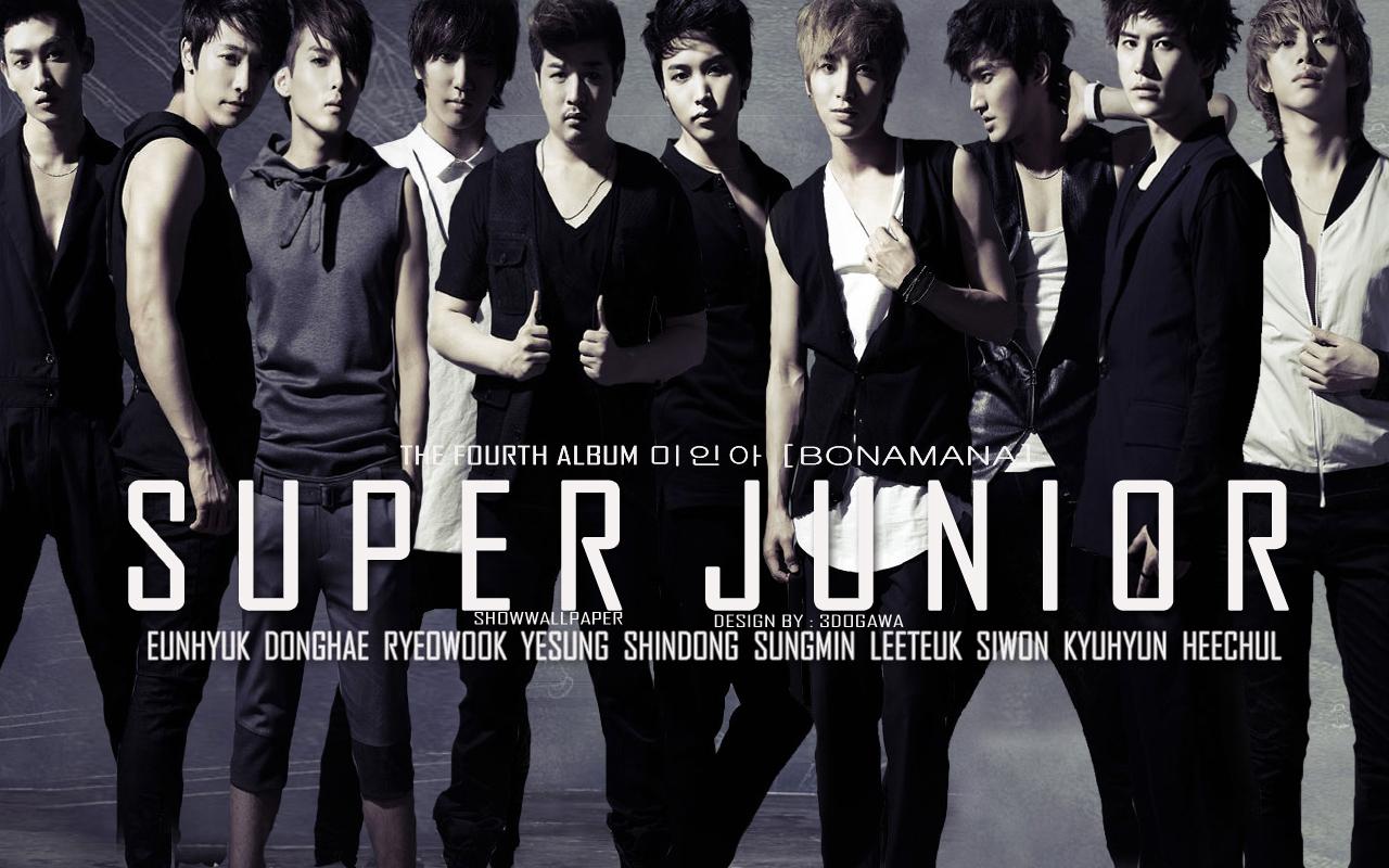 Foto Super Junior Poster Dan Wallpaper Suju Terbaru