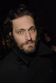 Vincent Gallo. Director of The Brown Bunny