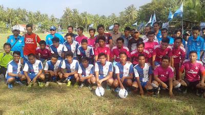 Wakil Ketua III DPRD Karawang Buka Turnamen Budainto Cup ke4