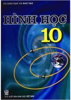 Sách giáo khoa Hình học 10 cơ bản