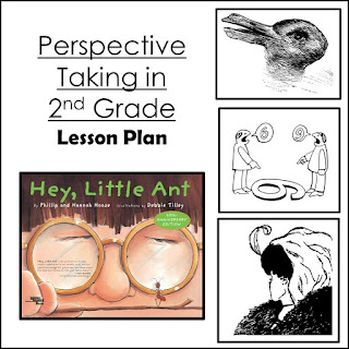 2nd grade lesson plan on perspective/points of view
