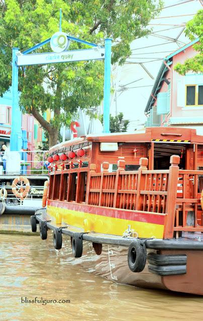 Singapore River Cruise Blog