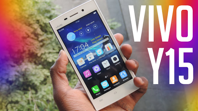 Handphone Pintar Vivo Y15 Cocok Untuk Anda