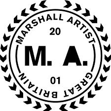 Marshal Artist Logo png
