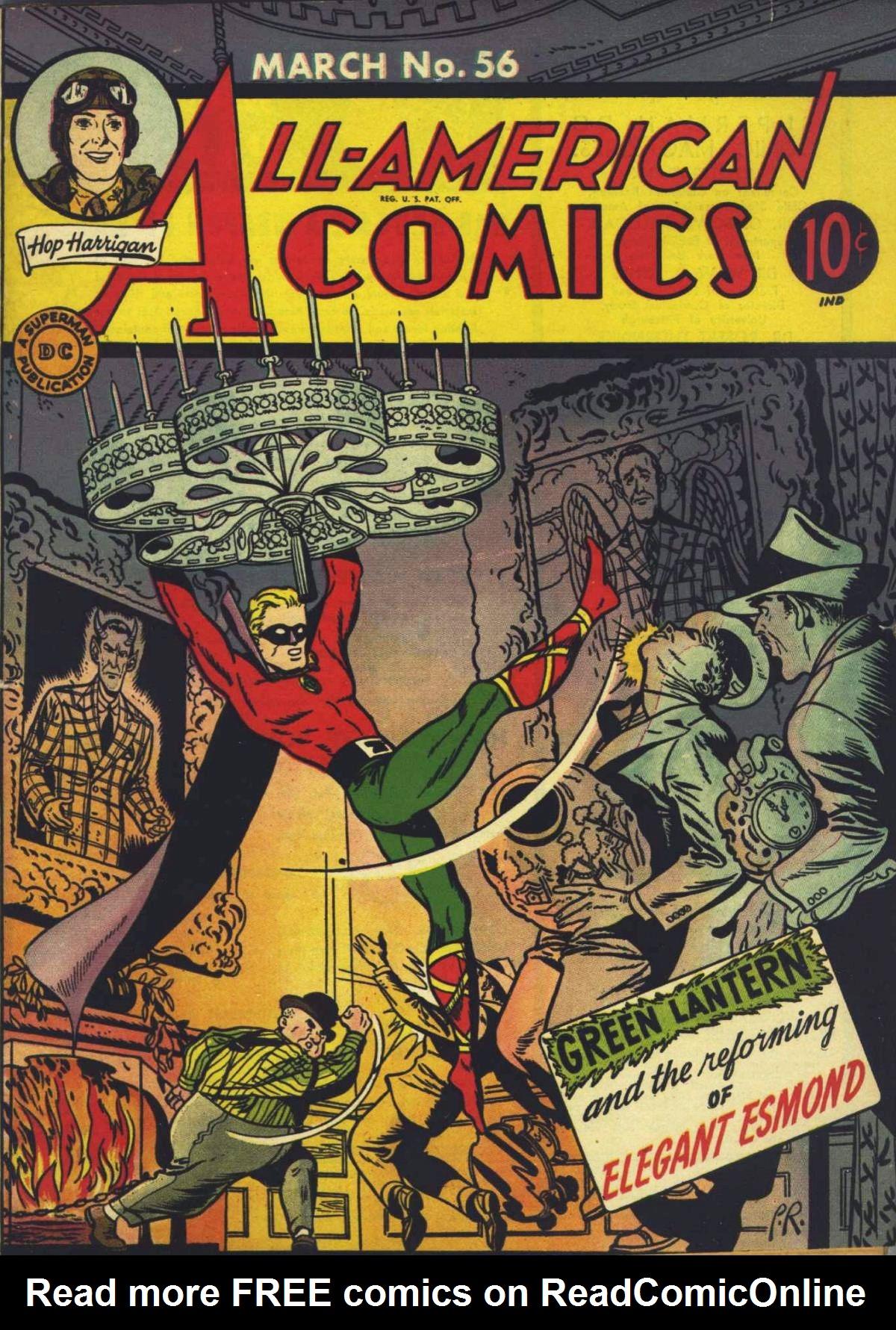 All-American Comics (1939) 56 Page 1