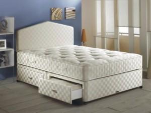 Service spring bed