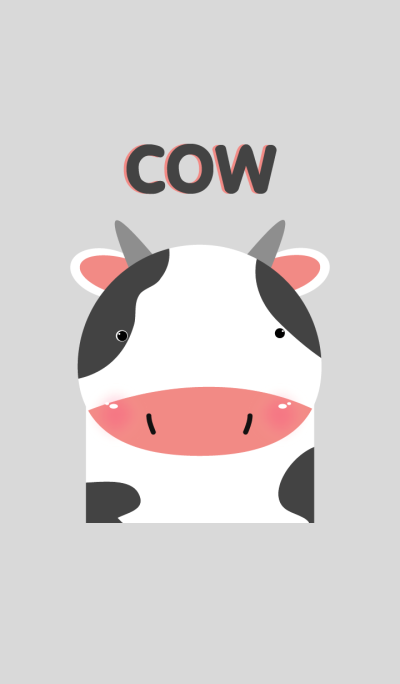 Simple cow theme v.2