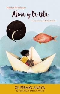 «Alma y la isla» de Mónica Rodríguez y Ester García