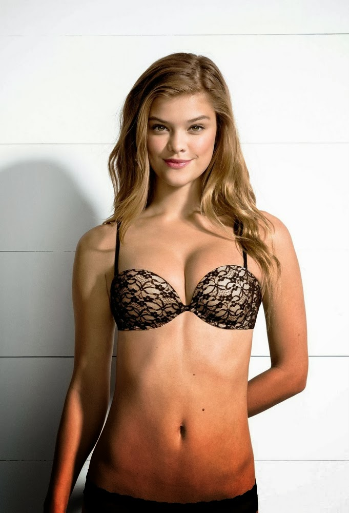 c1a19e817 Aerie Holiday 2013 Lookbook featuring Nina Agdal