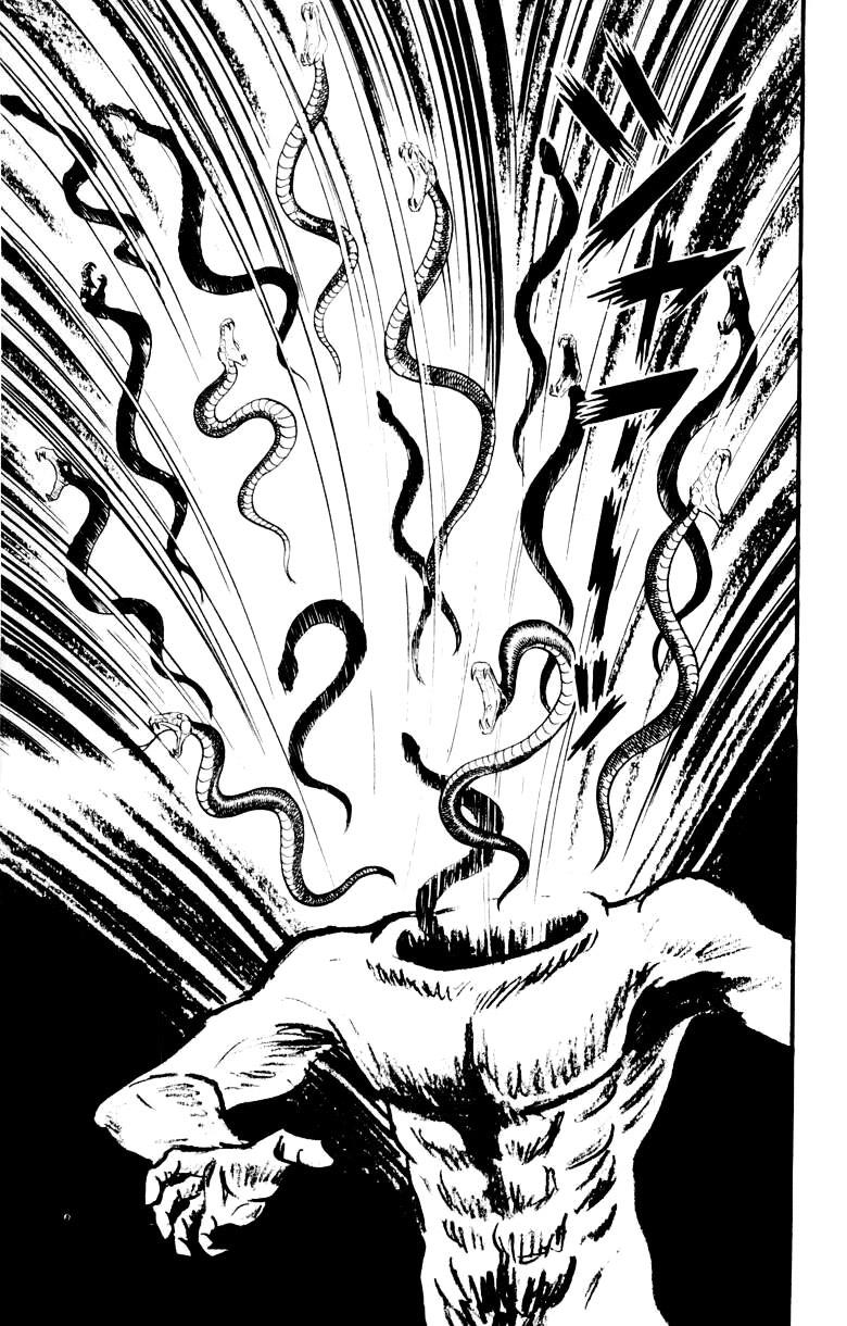 DevilMan chapter 18 trang 20
