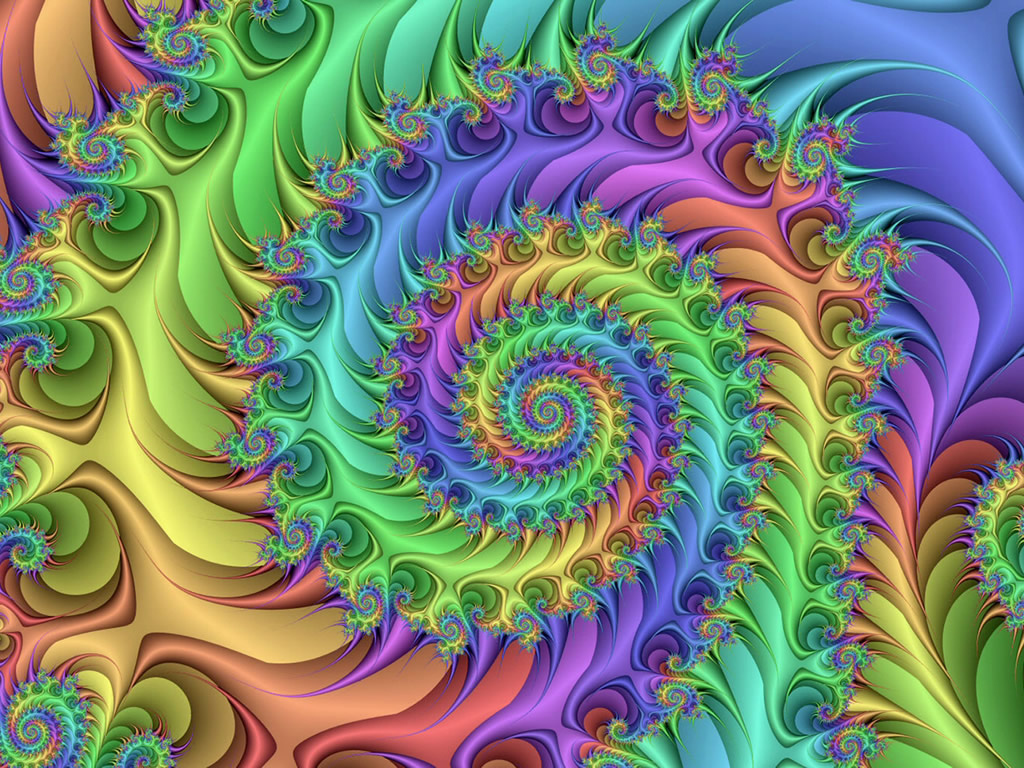 Ijonkbojats trippy wallpaper 3d wallpapers fractal - Trippy nature wallpaper ...