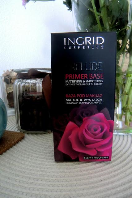 baza pod makijaż INGRID