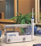 the hydro floss oral irrigator at Toothy Grins Store