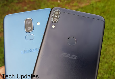 Camera Comparison : Smasung Galaxy On8 vs 6GB Asus Zenfone Max Pro M1