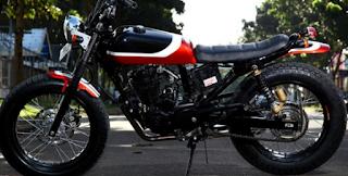 Honda Tiger Evo Jup Style