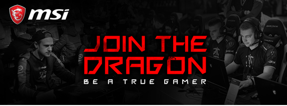 MSI Join the Dragon