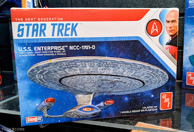 Round 2 Star Trek Kits At 2019 Toy Fair New York