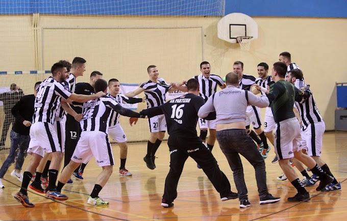 Partizan srušio i Železničar! (VIDEO)