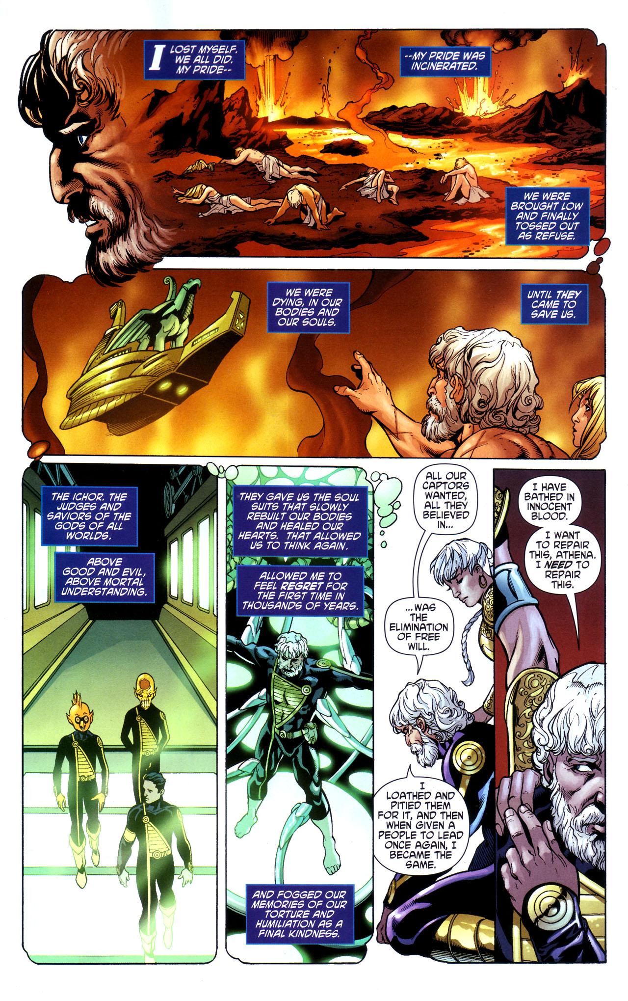 Read online Wonder Woman (2006) comic -  Issue #39 - 16