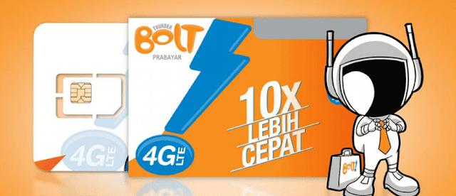 Paket Internet Bolt Murah
