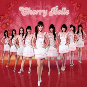 Cherrybelle - Beautiful ( Karaoke )