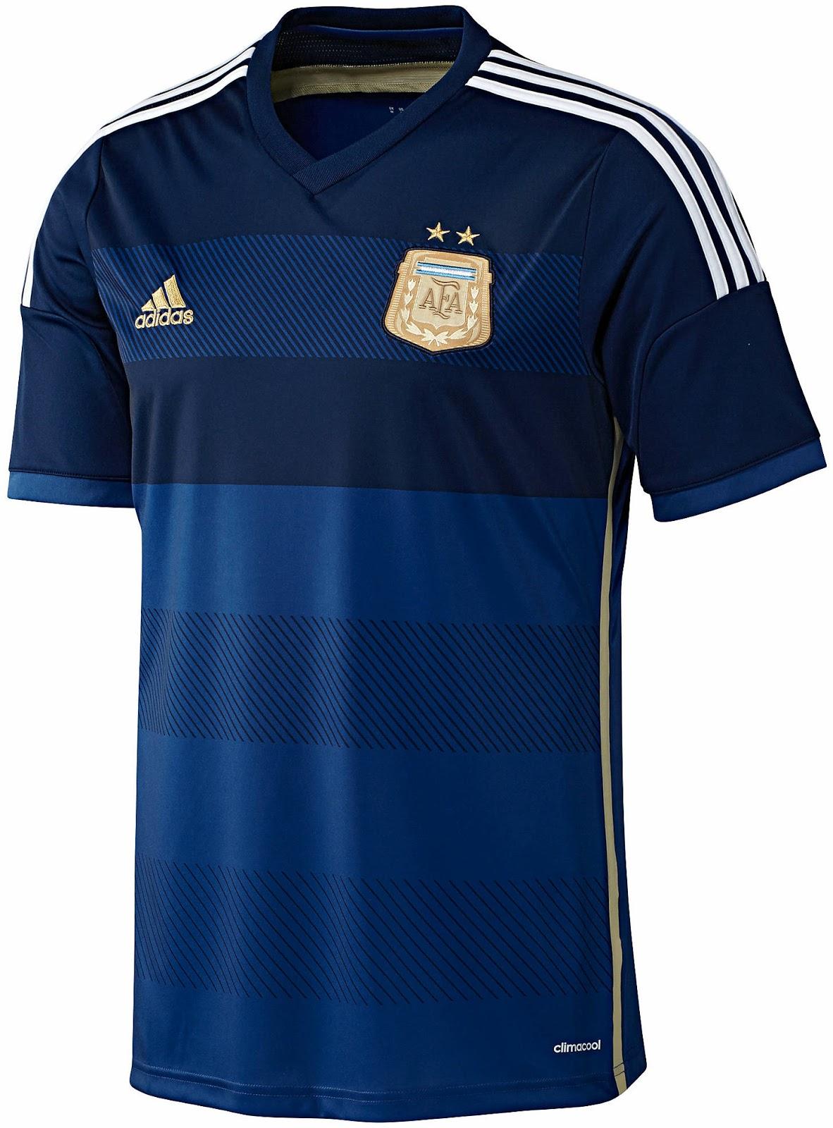 Argentina Flag Jersey