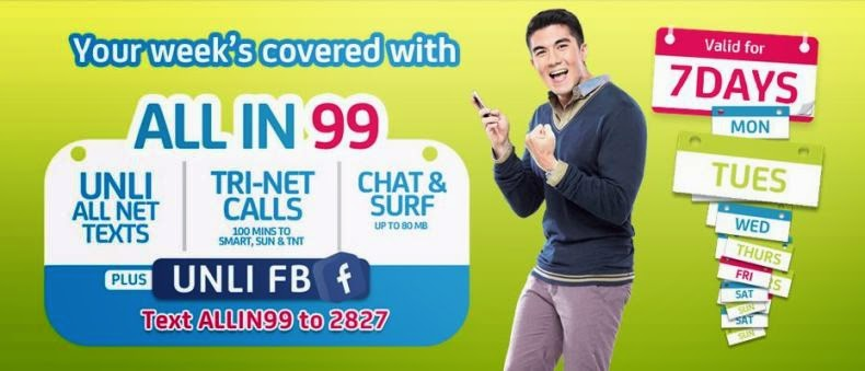Smart Prepaid All-In 99