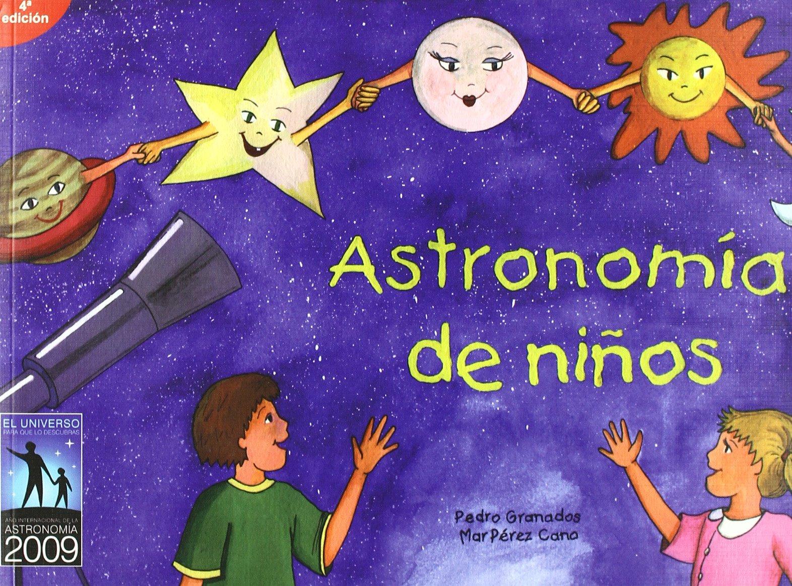 Resultado de imagen de astronomía de niños