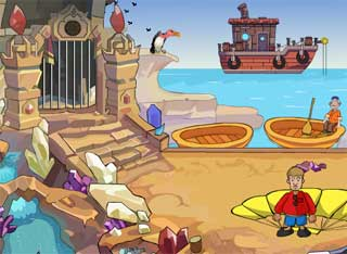 Juegos de Escape - Lost In Nowhere Land Escape: All